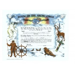 Realm of the Artic Circle Bluenose