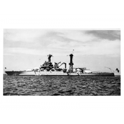 USS California BB-44