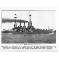 USS Connecticut BB-18