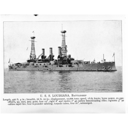 USS Louisiana BB-19